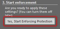 كيفية قفل صناديق النصوص في برنامج الوورد