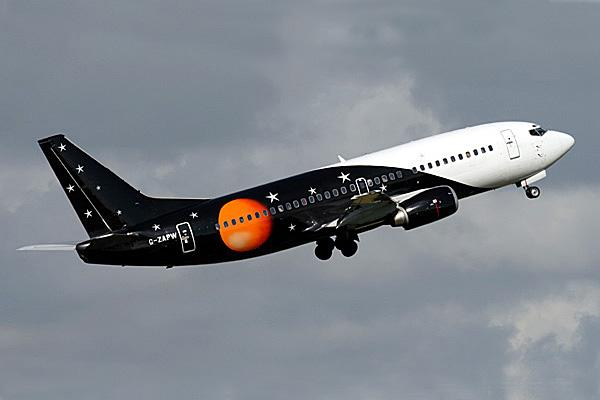 Jet Airlines  Boeing 737