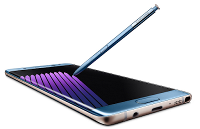 Samsung Galaxy Note 7 Manual