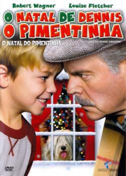 Capa do Filme O Natal de Dennis o Pimentinha