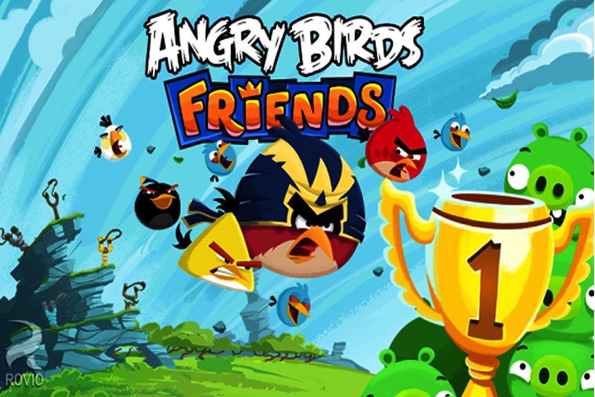 Angry Birds 2 for Windows 7/8/8.1/10/XP/Vista/MAC OS/Laptop