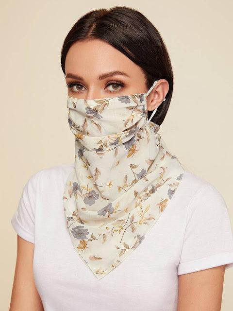 Bandana para Proteção Facial