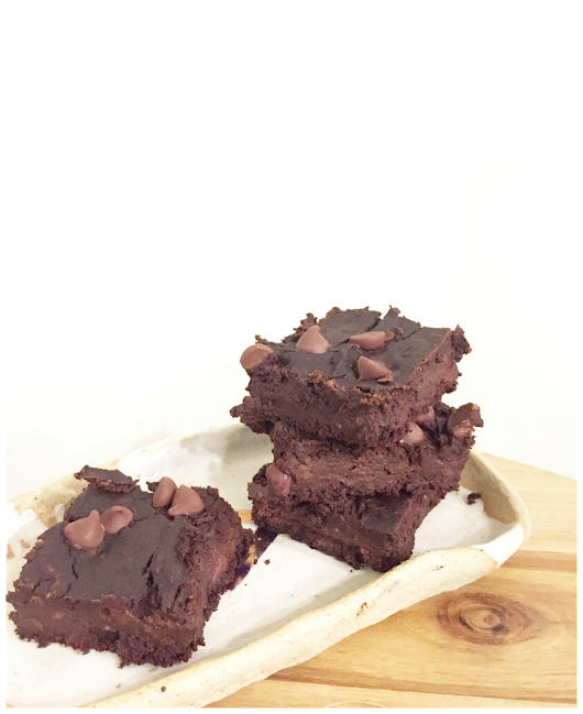 Fudgy Plant Powered Brownies