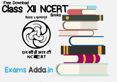 Free Download Class 12th Standard NCERT Books