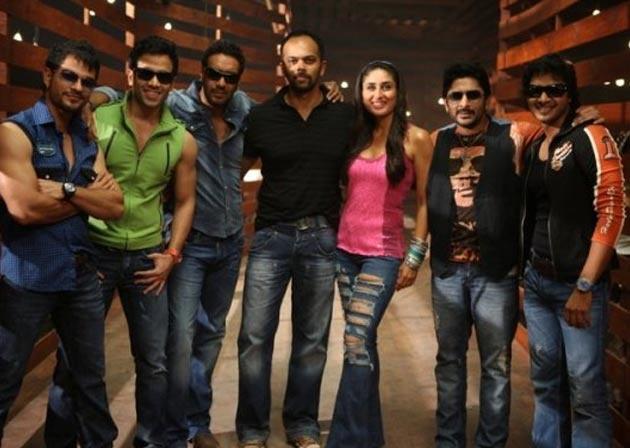 Golmaal 4 , Golmaal 4 Ajay Devgan , Golmaal 4 Rohit Shetty