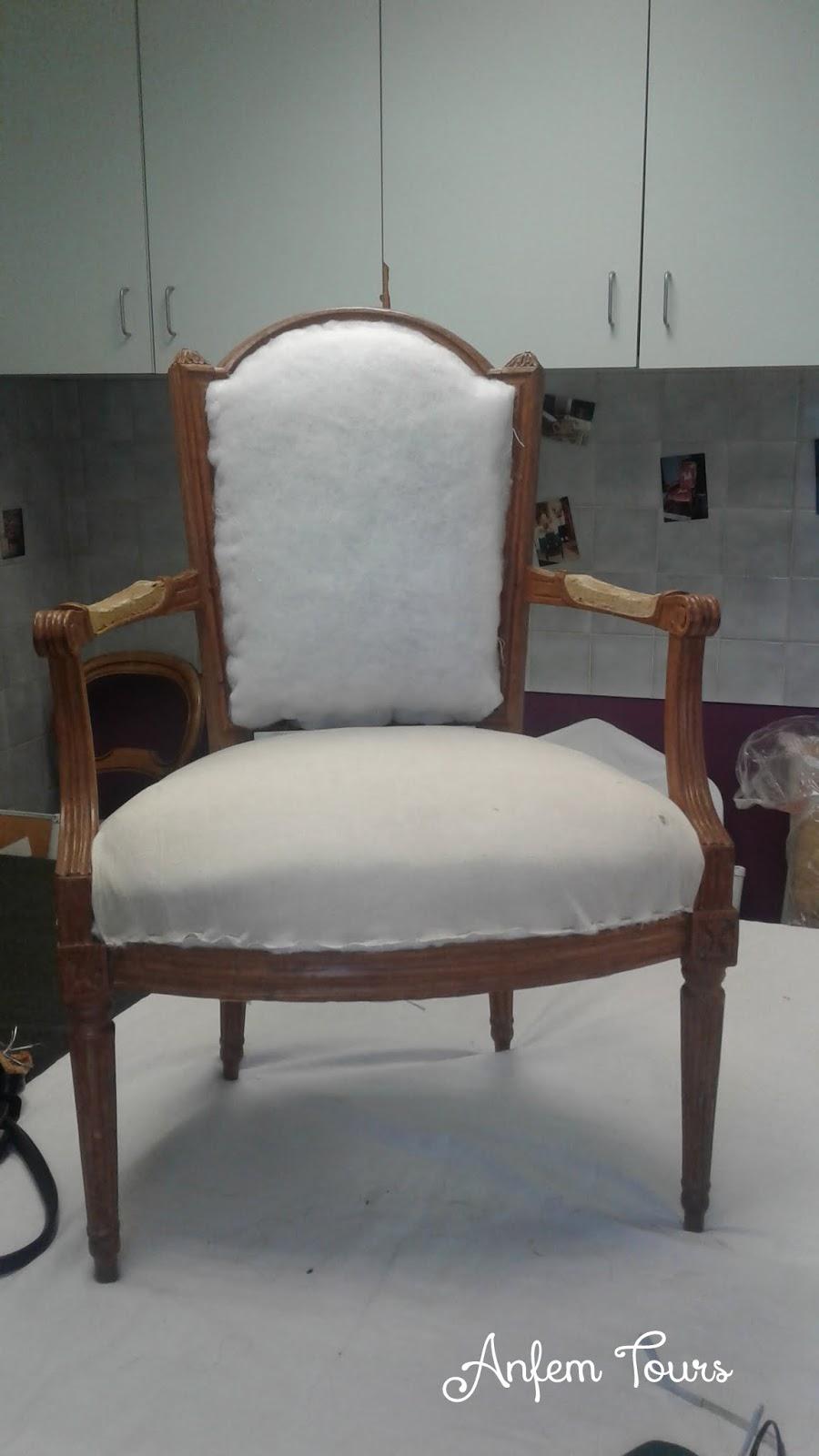 anfem tours atelier r fection de fauteuil. Black Bedroom Furniture Sets. Home Design Ideas