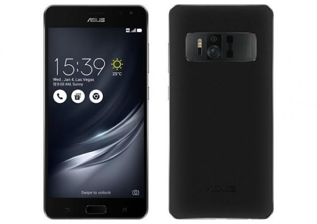 Asus Zenfone Zoom 3 dan Zenfone AR resmi rilis dengan segudang hardware premium
