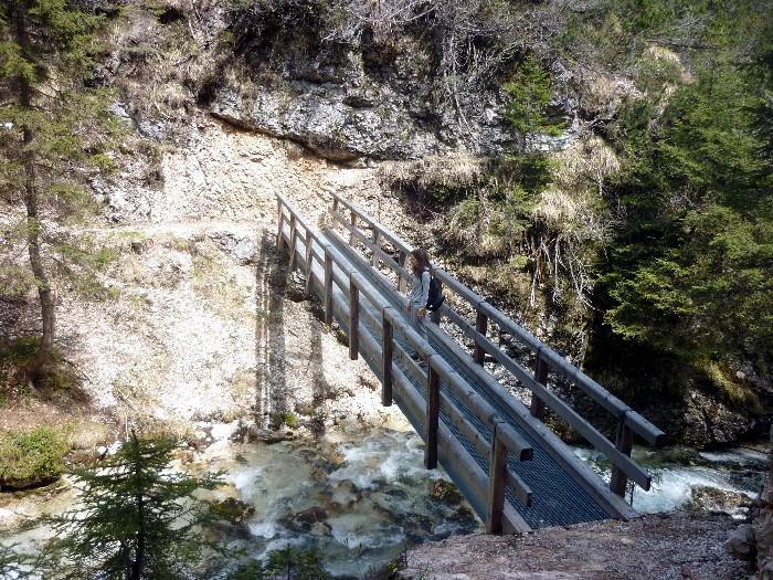 Escursione alle cascate di Fanes e giro del Col Rosà - Montagna di ... 271741af2b1