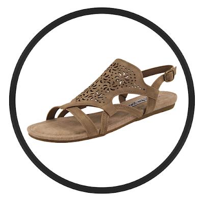 Two Lips Too Cassie Women's Slide Sandals