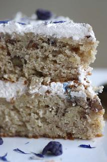 A2k A Seasonal Veg Table Parsnip And Violet Cake