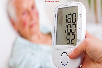 Hipertensi Pada Lansia Serta Pencegahannya