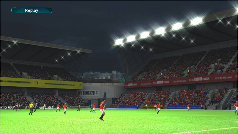 PES 2017 The Den Stadium (Millwall) by The Muslim