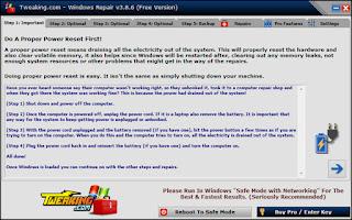 Windows Repair Free (All In One) 3.9.12 + Portable Crack+ Serial Key FREE Download