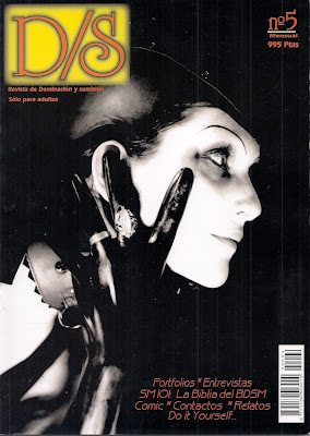 ds revista de dominacion sumision bdsm 2000
