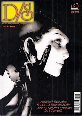 ds revista de dominacion sumision bdsm 2000