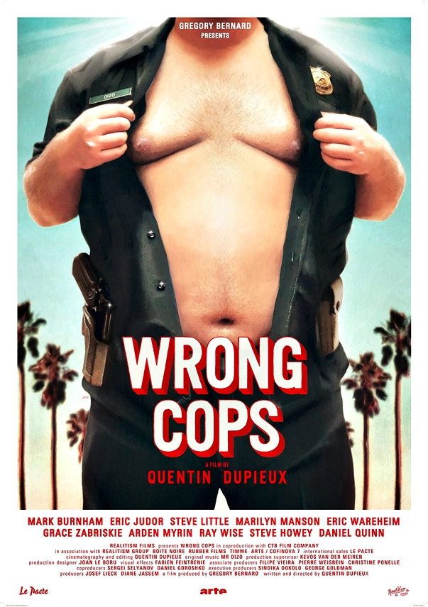 Wrong Cops póster