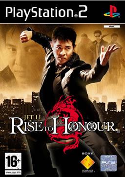 Jet Li: Rise to Honour (PS2) 2004