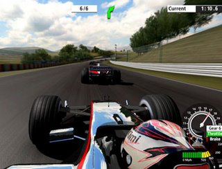 Pc games solution: rfactor 3d arm for f1 ctpd 2006.