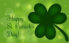 St Patrick's Day Facebook profile picture