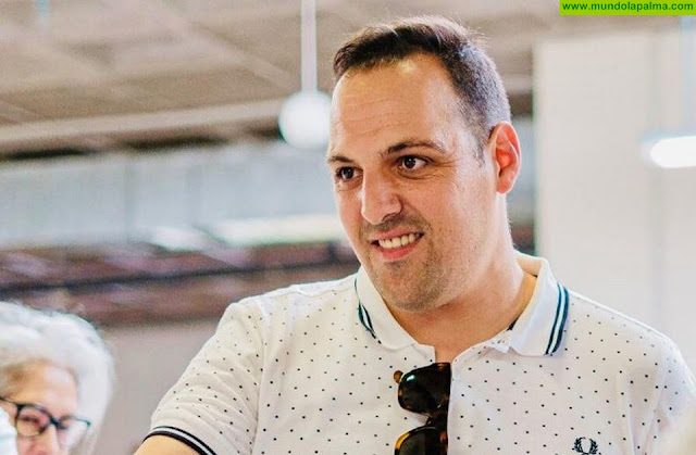 """Jonathan Felipe: """"No puedo cruzarme de brazos ante situaciones injustas para Breña Alta"""""""