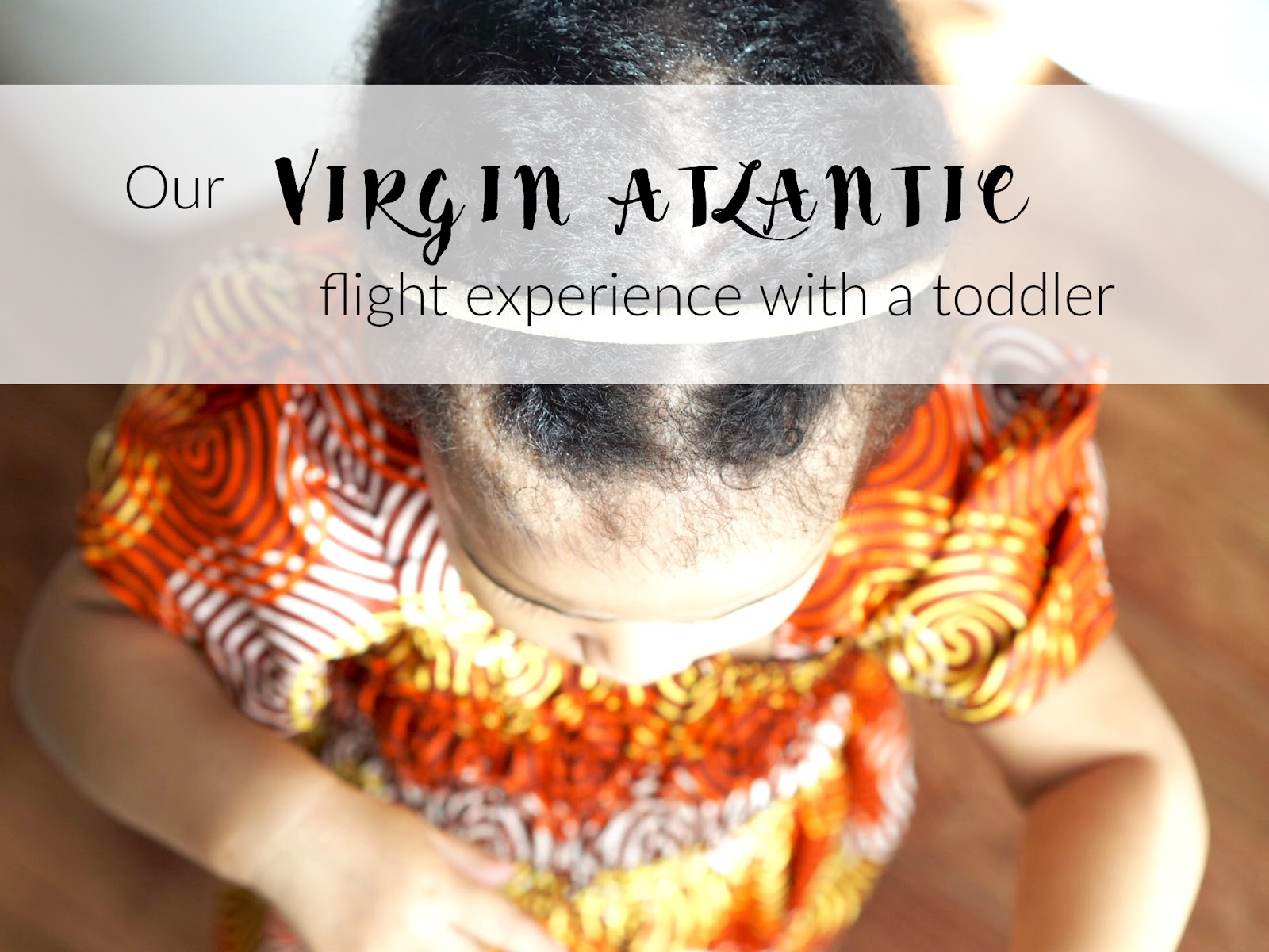 Our Virgin Atlantic Flight Experience With A Toddler - Eat