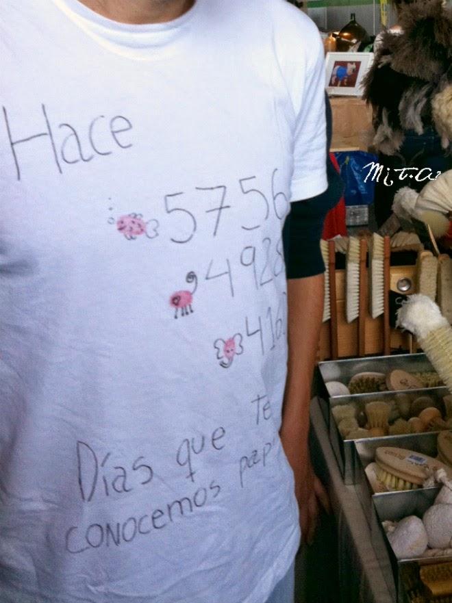 cdca80c1edd46 Camiseta Diy Con Mensaje Para Día Del Padre Blog De