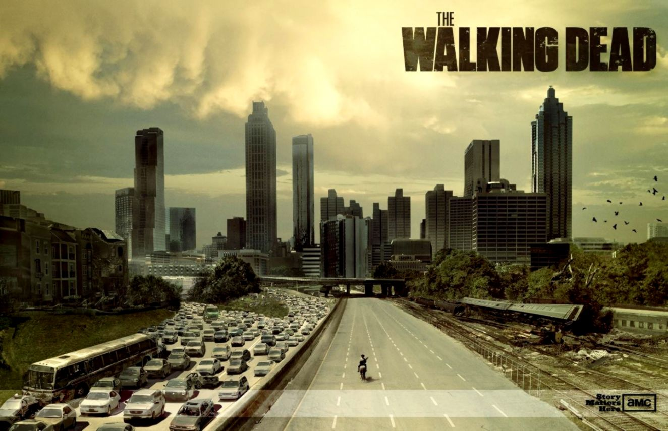 783 The Walking Dead HD Wallpapers Background Images Wallpaper