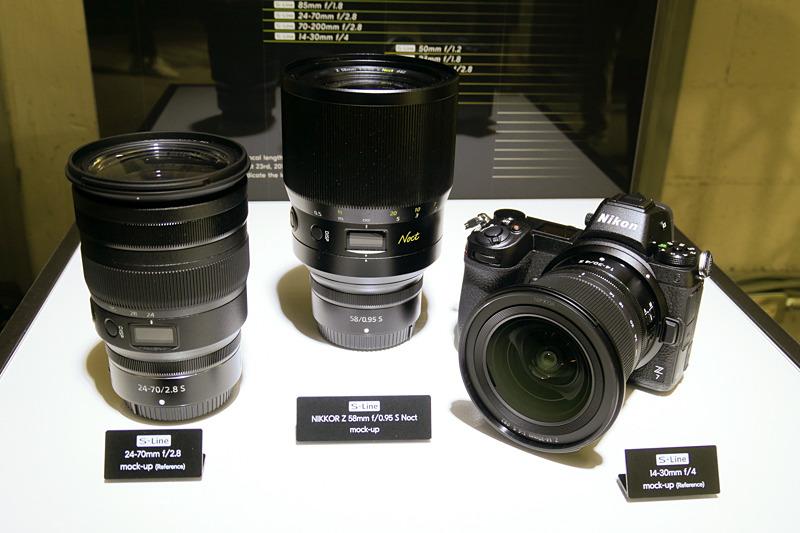 Объектив Nikkor Z 24-70mm f/2.8 S