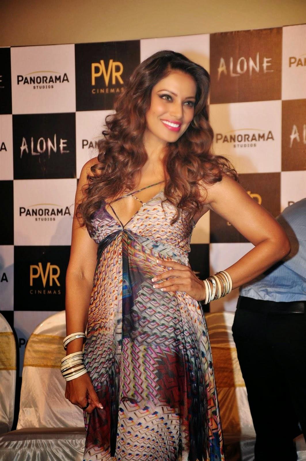 Bipasha Basu At Hindi Movie Alone First Look Trailer -8545