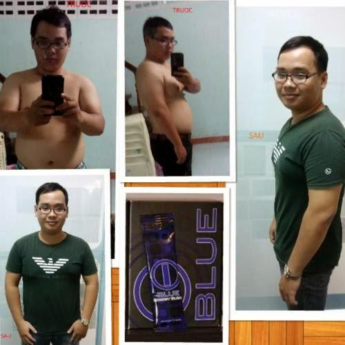 IBLUE một phương pháp giảm cân nhanh-giảm cân an toàn
