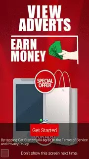 Earn money via Airtime