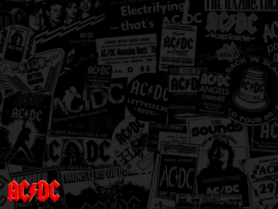 Ac Dc Wallpaper Mikespike123