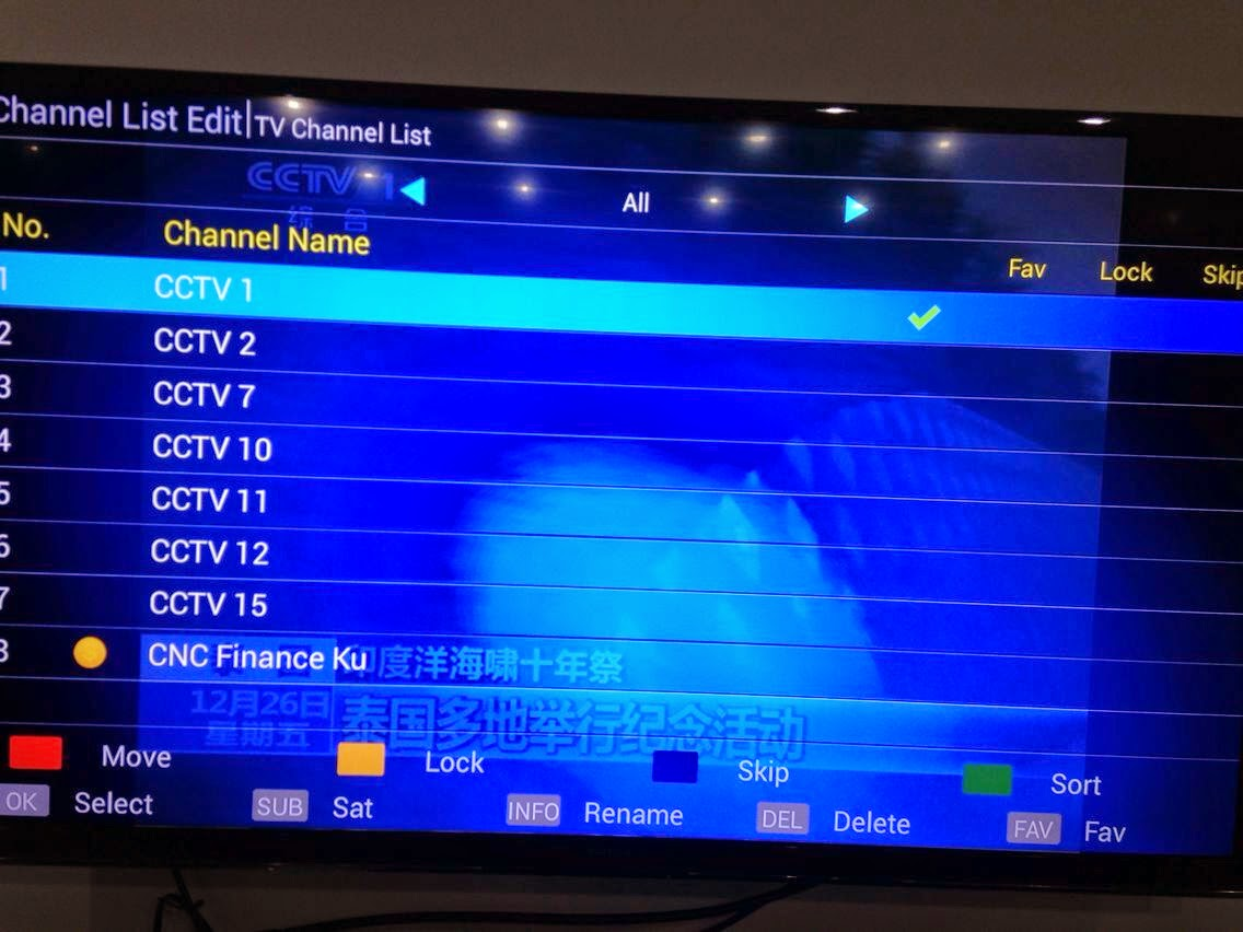 android+dvb tv box: Share!!! add your favorite channel in