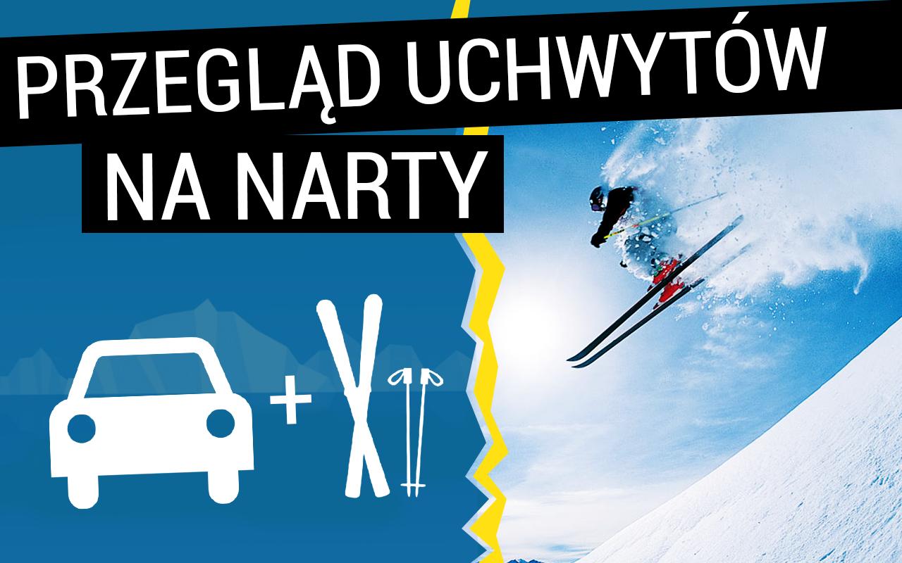 Samochodowe uchwyty narciarskie