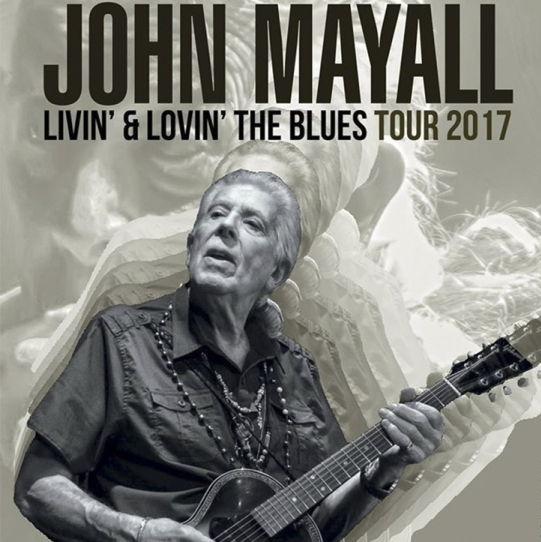 Gira 2017 John Mayall