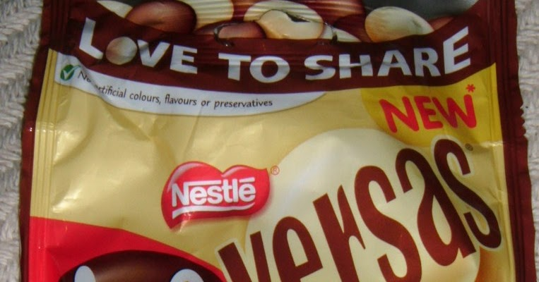 Foodstuff Finds New Nestle Vice Versas Chocolate Sweets By
