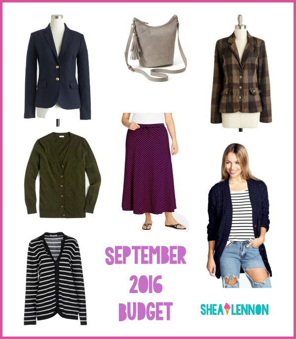 What I added to my fall wardrobe - September | www.shealennon.com