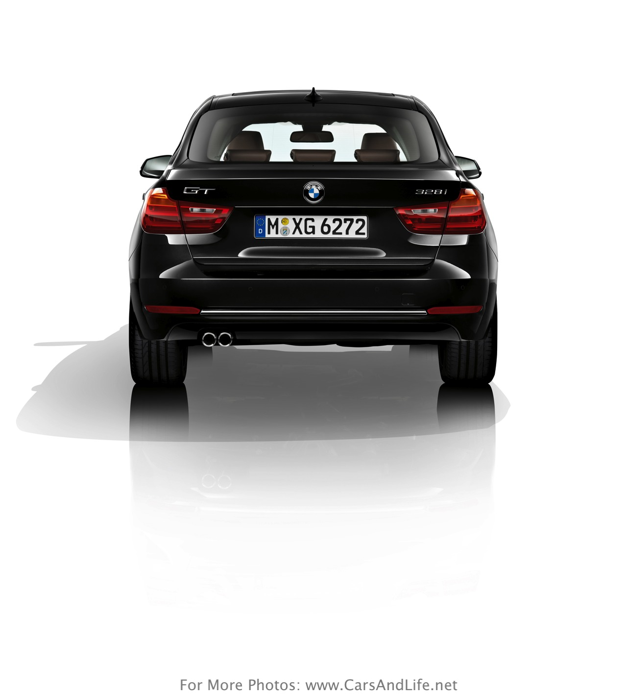 New BMW 3 Series Gran Turismo Or 3 GT: All Photos!