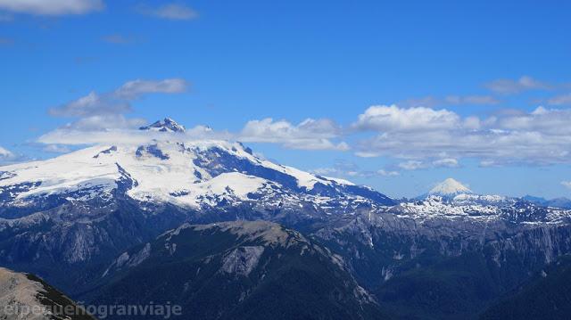 Cerro Tronador, glaciar, Volcán Osorno, andes, bariloche