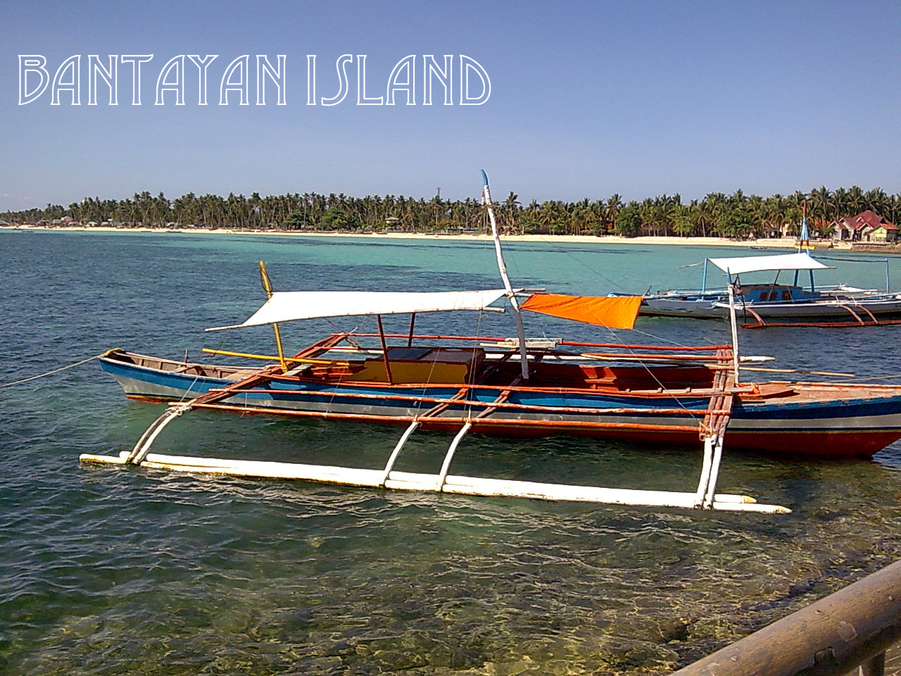 Travelling to Bantayan Island, Sta Fe Philippines