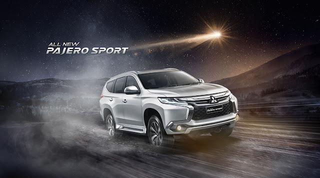All New Pajero Sport | Color Option, Price & Interior