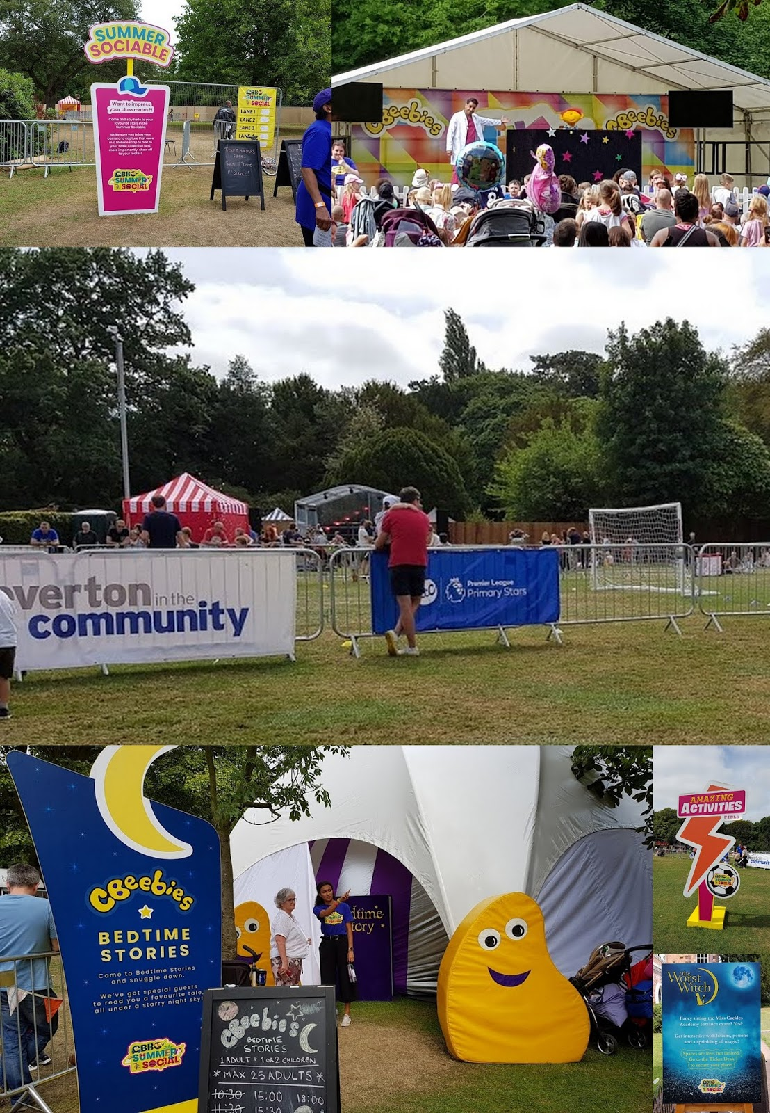 The Brick Castle Cbbc Summer Social Review 2018 Croxteth Hall And