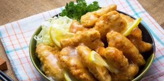 Resep Dan Cara Membuat Ayam Saus Lemon Spesial