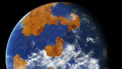 imagen ilustrativa del planeta venus