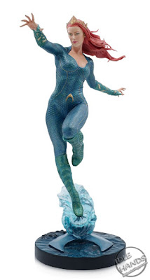 SDCC 2018 DC Collectibles Aquaman Movie Statue Mera