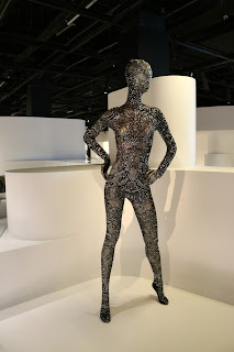 3D Printed Mannequin at the MAAS Powerhouse Museum Sydney