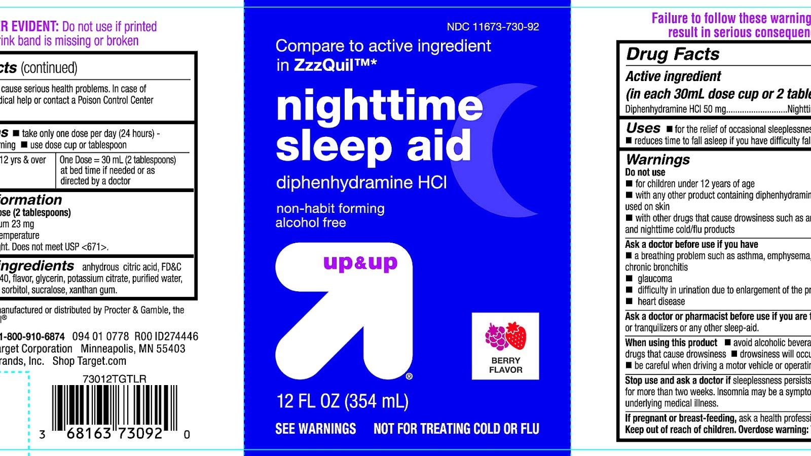 Diphenhydramine Sleep Aid Side Effects - Effect Choices