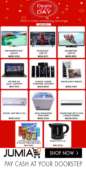 Deals Of The Day - 300x600