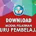 Download Modul guru Pembelajar 2016/2017 lengkap Semua jenjang pendidikan