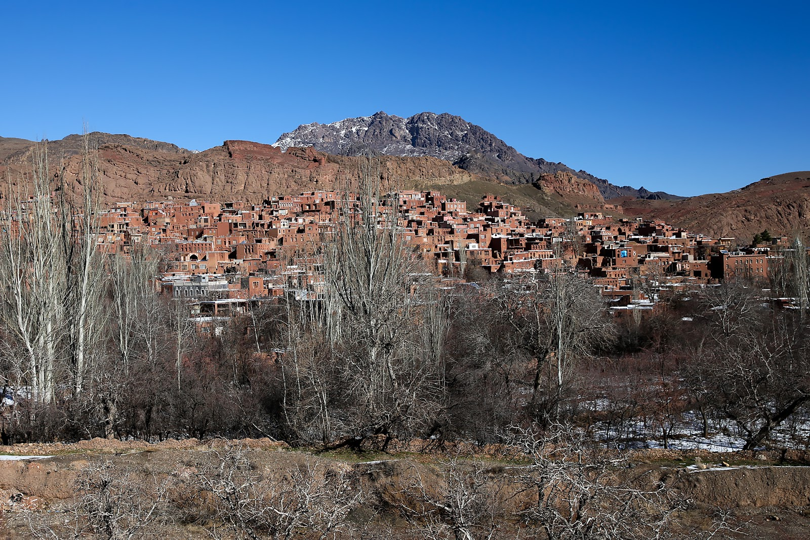 Iran-Abyaneh